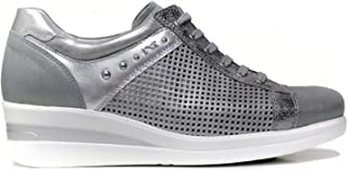 Nero Giardini - Sneaker in Pelle laserata