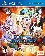 Nitro  Blasterz: Heroines Infinite Duel by Xseed - PlayStation 4