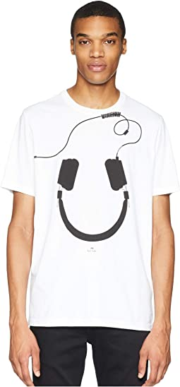 Headphones Regular Fit T-Shirt