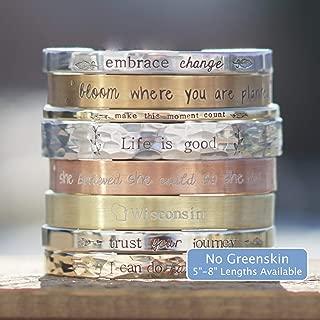 custom glow bracelets