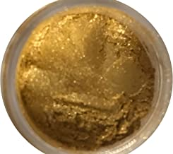 Oh! Sweet Art Egyptian Gold Luster Dust (4 Grams Each Container) Gold Luster dust Corp