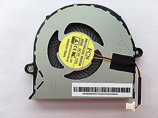 Meipai Ventola di raffreddamento CPU Laptop Cooler per Acer Aspire E5-571G E5-571 E5-552 E5-471 E5-471G E5-473 E5-473G E5-573 E5-573G V3-472G V3-572 V3-572G