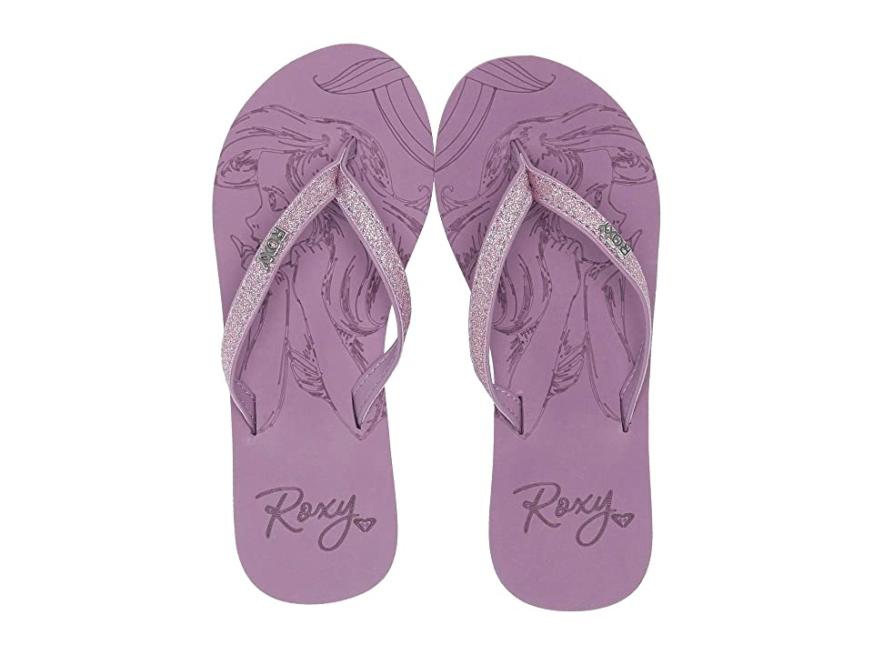 Roxy Kids Disney(r) Napili (Little Kid/Big Kid) (Lavender) Girls Shoes