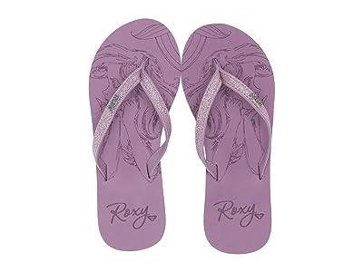 Roxy Kids Disney(r) Napili (Little Kid/Big Kid) (Lavender) Girls Shoes