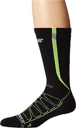 Over the Calf Reflective Compression Running Socks