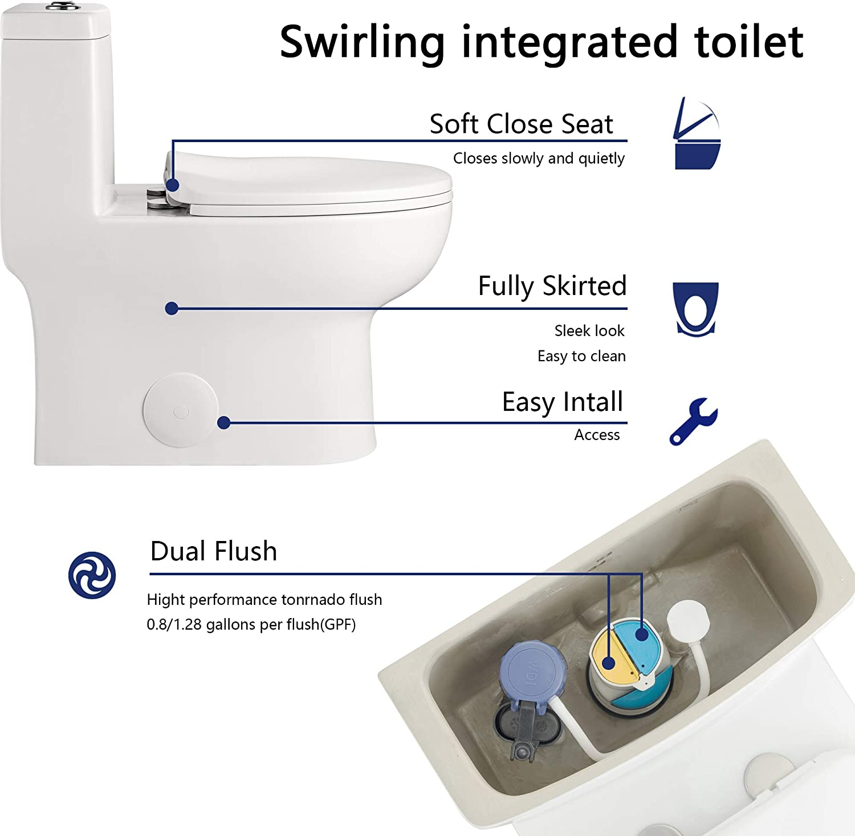the best toilet under $300
