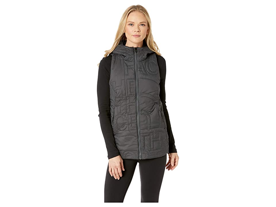 The North Face Alphabet City Vest (Asphalt Grey) Women