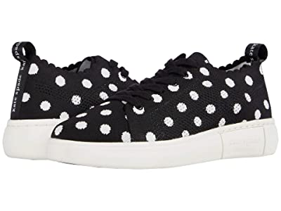 Kate Spade New York Lift Knit Geo (Black/Optic White Dots) Women