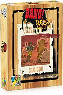 daVinci Editrice S.R.L. Bang. Dodge City–Juego de Cartas