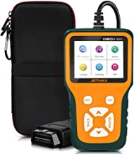 JETHAX Handheld OBD2 Scanner, Car Fault Code Reader Diagnostic Scan Tool Compatible with..