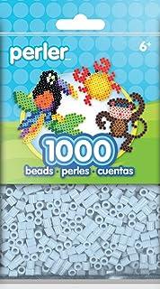 Perler PBB80-19-202 Robins Egg Perler Bead Bag, Pack of 1000