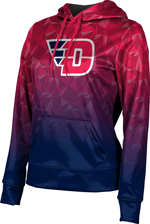 ProSphere University of Dayton Girls' Pullover Hoodie, School Spirit Sweatshirt (Maya)