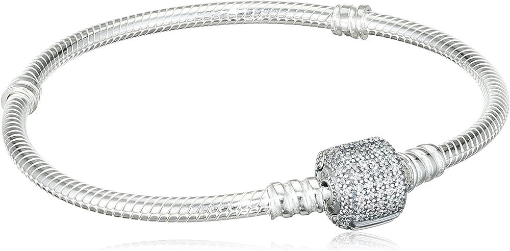 Pandora bracciale in argento sterling 925 da donna 590723CZ-18