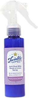 Twinkle Baby, 3001780772085, Anti DUst Mite Room/Linen Spray, 100ml
