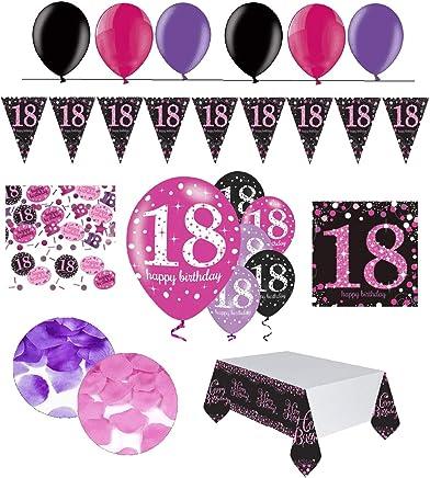 wie kann ich meinen 18 geburtstag feiern