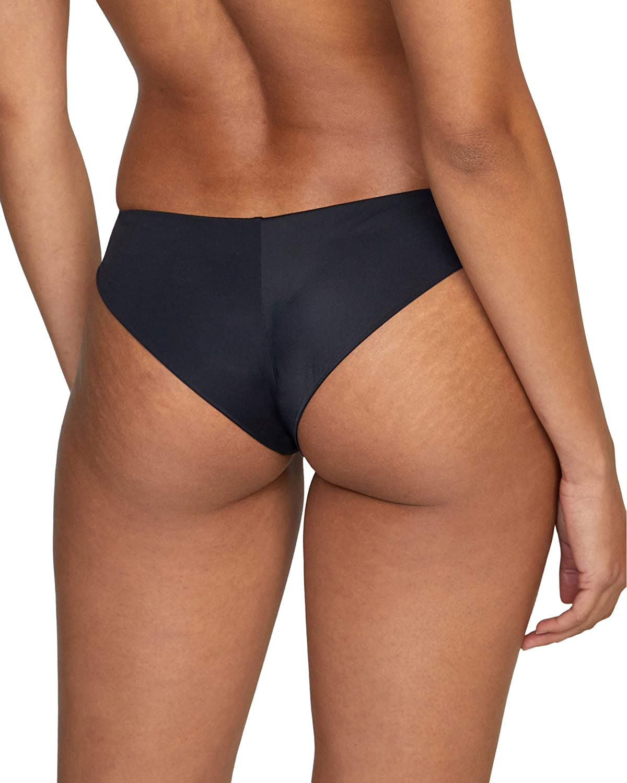 RVCA Women's Standard Swimsuit Bikini Bottom Cheeky Cut
