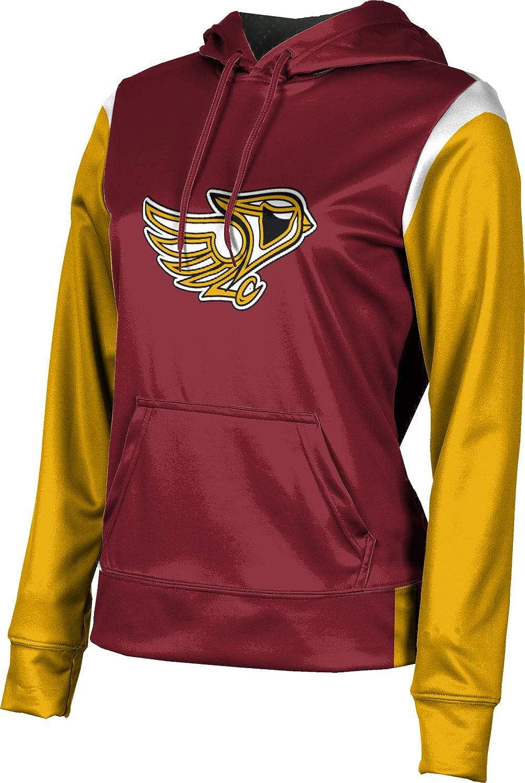 ProSphere Davison High School Girls' Pullover Hoodie, School Spirit Sweatshirt (Tailgate)