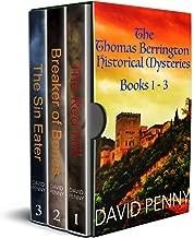 The Thomas Berrington Historical Mysteries: Books 1-3 (Thomas Berrington Historical Mystery Book 101)