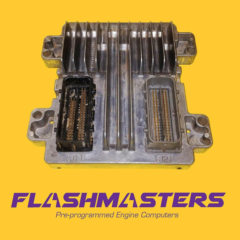 Flashmasters 2009 Yukon Engine Max 70% OFF Computer PCM Discount is also underway 12625455 ECM Pro ECU