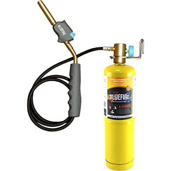 Goss GHT-100 Soldering Brazing Hand Torch with Hot Turbine Flame Goss Inc.