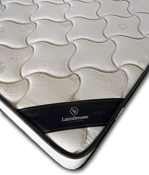 LB LAURA BENASSE LIVE THE DESIGN Memory Foam Innerspring 8 Inch Premium Memory Foam Dual Side Use Twin XL Queen And Full Size Mattress Twin XL
