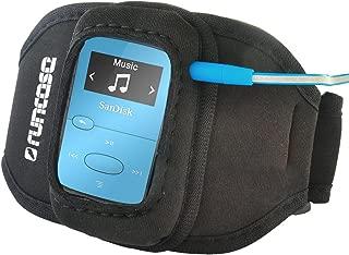 Runcase Armband for Sandisk Sansa Clip+, Clip Sport & Clip Jam MP3 Player (Small (23-29cm))