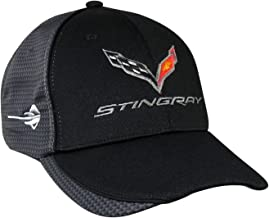 Chevrolet Corvette C7 Carbon Fiber Look Baseball Hat