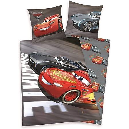 Original Juego de Funda de Edredón, diseño de Disney Cars ...