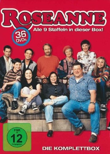 Roseanne - Die Komplettbox Staffel 1 - 9 [36 DVDs]