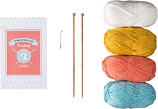 Knit Picks Learn to Knit Club: The Scarf - Beginner Knitting