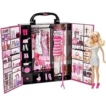 Barbie X5357 Armadio Della Moda