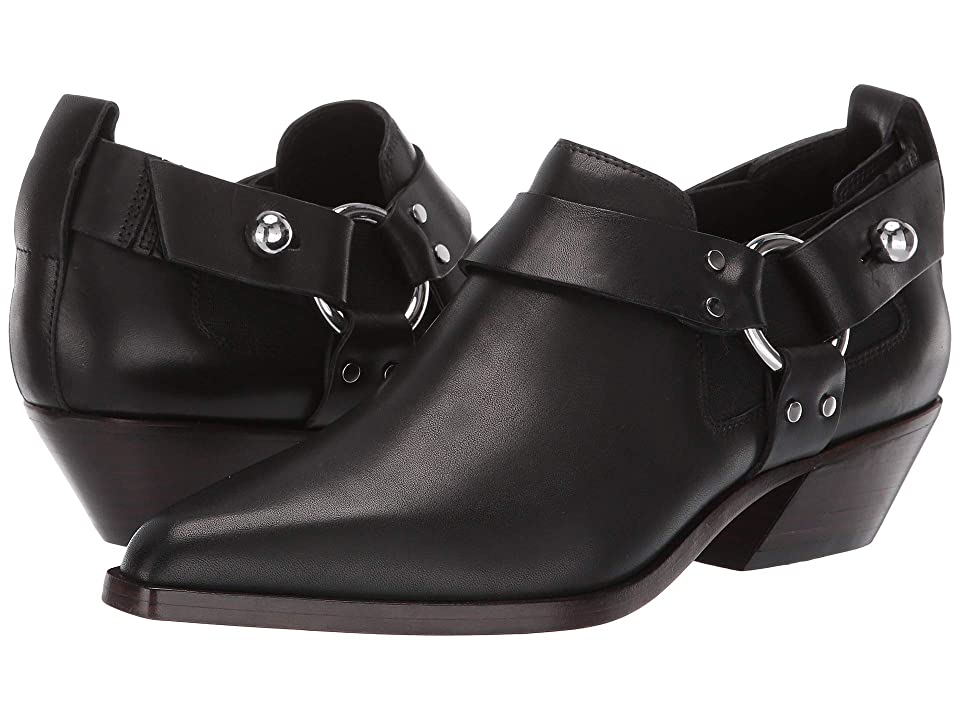 rag & bone Westin Harness Bootie (Black) Women