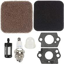 Venseri Air Filter Pre Filter + Fuel Filter + Primer Bulb + Spark Plug for STIHL FS75 FS80 FS85 HS75 HS80 HS85 String Trimmer Brushcutter