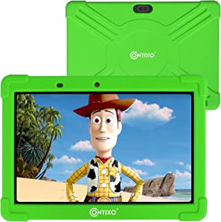 Contixo K101A 10 inch IPS Display Kids Tablet with 2GB RAM 16GB ROM Android 10 Parental Control for Children Infant Toddle...