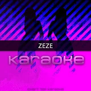 Zeze (Originally Performed By Kodak Black Feat. Travis Scott & Offset) (Karaoke Version)