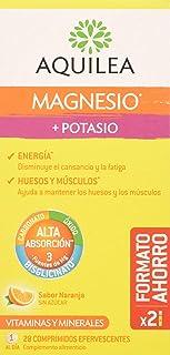 Aquilea Magnesio + Potasio. 28 Comprimidos Eferv