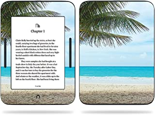 MightySkins Skin Compatible with Barnes & Noble Nook GlowLight 3 (2017) - Beach Bum | Protective, Durable, and Unique Vinyl Decal wrap Cover | Easy to Apply, Remove | Made in The USA