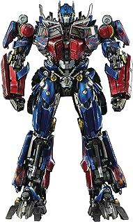 Threezero Transformers: Revenge of the Fallen – DLX Optimus Prime/トランスフォーマー リベンジバージョン DXL オプティマスプライム POM&ABS&PVC&亜鉛合金製 塗装済...
