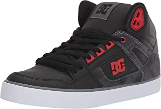 DC Men's Pure High-top Wc Se Skate Shoe