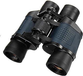 مناظير صغيرة الحجم مضادة للماء للأطفال البالغين مع حقيبة حمل، تلسكوب صغير لمشاهدة الطيور،