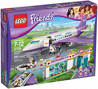 lego friends airport 41109