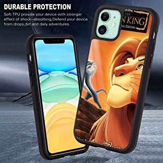 DISNEY COLLECTION Fit for iPhone 11 [6.1 Version] Cartoon Disney Lion King Wallpaper