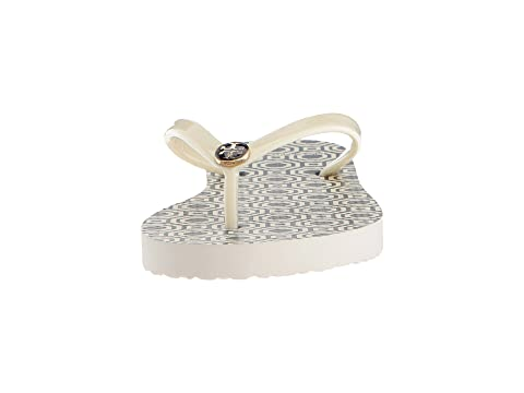 Tory Chanclas Ivory Perfect Burch Square finas Octagon OwqzxPr5w
