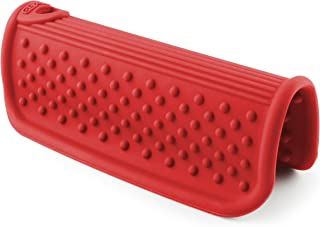 Dexas Silicone Pot Handle Holder, Red