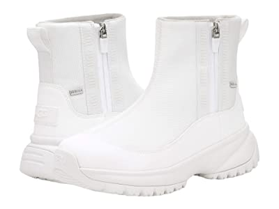 UGG Yose Zip (White) Women