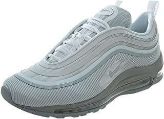 Nike Air Max 97 UL 17 PRM Ultra Pure Platinum Grey Men Running Shoes AH7581 001