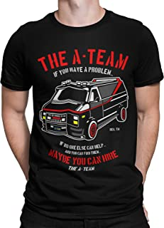 Camisetas La Colmena 4209-Maglietta, Parody, The A Team