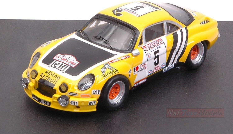 exclusivo Trofeu TF0839 TF0839 TF0839 Alpine A110 N.5 Tour DE Corse 1975 LARROUSSE-DELFERIER 1 43 Compatible con  diseñador en linea