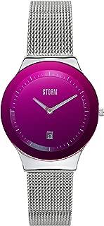 Storm London MINI SOTEC LAZER PURPLE 47383/P Wristwatch for women