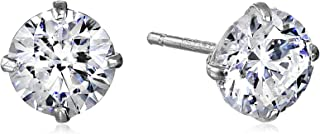 Best 10k cubic zirconia earrings Reviews